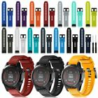 Quick Install Band Silicone Strap Bracelet for Garmin Fenix 5/Approach S60