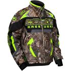 Castle X Men's Bolt Realtree G3 Hi-Vis Insulated Snowmobile Jacket 70-813X