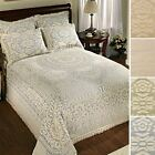 Concord Fringed Bedspread