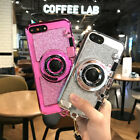 Creative 3D Camera Mirror Soft Rubber Stand Case Cover For iPhone X 8 6s 7 Plus