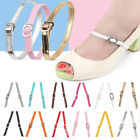 Women PU Leather Shoe Strap Laces Band Anti-loose Holding High Heeles Shoelaces