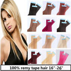 USA STOCK! 26 inch Remy Tape Hair Extension,70g & 20 pieces,3-5 days delivery!