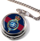 Queen's Division Full Hunter Pocket Watch (Optional Engraving)
