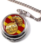 Northumberland Fusiliers Full Hunter Pocket Watch (Optional Engraving)