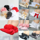 Sweet Baby Kids Girl Princess Bowknot Sock Lace Ruffle Frilly Cotton Ankle Socks