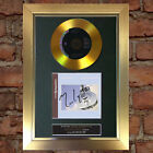 GOLD DISC DIRE STRAITS Brothers in Arms Signed Autograph Mounted Repro A4 #107