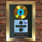 GOLD DISC ED SHEERAN Divide Album Signed Autograph Mounted Repro A4 #110