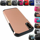 FOR APPLE IPHONE X RUGGED SHOCK HYBRID ASTRO SKIN CASE COVER+STYLUS/PEN
