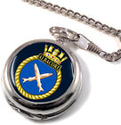 HMS Albacore Full Hunter Pocket Watch