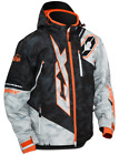 Castle X Stance Youth Jacket Alpha Black/orange sizes S-XL
