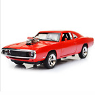 DODGE CHARGER 1970 ALLOY DIECAST 1:32 MUSCLE CAR MODEL THE FAST