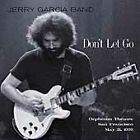 Don't Let Go by Jerry Garcia Band CD,(2-Discs)