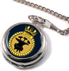 HMS Artifex Full Hunter Pocket Watch