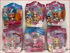 Palace Pets GLITZY GLITTER Series - PETITE Pony  Lily - ROUGE - Summer Kitty Cat