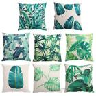 Creative Bamboo Pattern Cotton Pillow Cover Pillow Cushion Cover #F8s