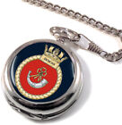 HMS Duncan Full Hunter Pocket Watch