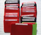 Sizzix/Ellison Clearlit/Sizzlit thin small & medium dies [many to choose from]