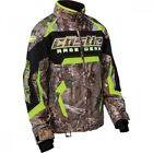 Castle X Girl's Bolt G3 Realtree Xtra Hi-Vis Insulated Snowmobile Jacket 72-491X