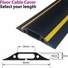 83mm Heavy Duty Rubber Floor Walk Cable Cover Protector – Conduit Tunnel Sleeve
