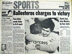 Best 1983 newspaper Spain 's SEVE BALLESTEROS wins 2nd MASTERS GOLF CHAMPIONSHIP