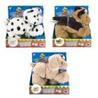 WOBBLEEZ WALKING DOGS SOFT PLUSH PUPPY PET TOY