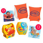 Swimming Armbands Intex Baby Kids Childrens Age 1-6 Safety Swim Floating Support