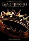 SEALED Game of Thrones: The Complete Second Season (DVD, 2015, 5-Disc Set)