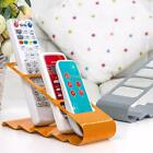 DVD TV Remote Control CellPhone Stand Holder Storage Caddy Organiser Tools Top
