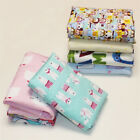 3 Layer Baby Waterproof Changing  Mats Urine Crib Mattress Pad Cover Protector