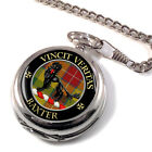 Baxter Scottish Clan Pocket Watch