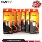 100% AUTHENTIC SMOK TFV8 V8-Q2/M2/X4/T8/T6 for TFV8 Baby Beast 5-pk coils