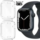 iWatch 38/42MM Apple Watch Clear Case Full Cover Screen Protector Series 1/2/3