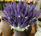 120 Heads Lavender Bouquet Wedding Silk Flowers High Simulation Home Decoration