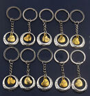 1Pcs Family Charm Keyring For Mom Daughter Sister Dad Heart Key Ring Chain Gift