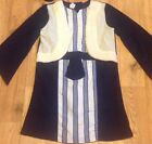 new Boys Xmas Nativity play Shepherd Joseph fancy dress gown age 5 6 7 yrs