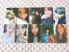 SNSD TAEYEON 1st Album MY VOICE Photocard Fine & I Got Love Ver. Full Set KPOP