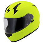 Scorpion Exo-R410 Full Face Motorcycle Helmet Neon Adult Sizes