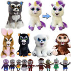 Feisty Pets Plush Stuffed Animals Various and Expressions Plants VS Zombies Gift
