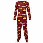 Minnesota Golden Gophers Concepts Sport Men's Faade Union Suit Pajamas