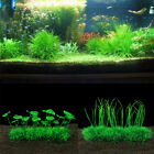 Artificial Water Aquatic Green Grass Leaf Plant Aquarium Fish Tank Landscape