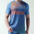 *NEW* OFFICIAL NIKE INDIA T20 INTERNATIONAL SUPPORTERS CRICKET SHIRT, JERSEY TOP