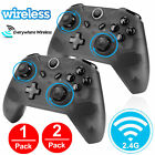 1x 2x Wireless Pro Controller Gamepad Joypad Remote for Nintendo Switch / Lite