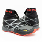 New $170 The North Face Ultra MT Winter Mens Trail Running Shoes Hiking Black