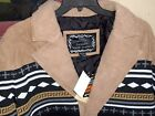 Leather Suede Jacket Outfitters MEN'S Solid Genuine Southwestern FLAIR MULTI SZ