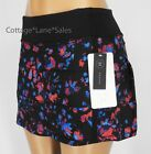 NEW LULULEMON Pace Rival Skirt TALL 4 Dandy Digie Multi Black Run NWT FREE SHIP