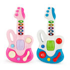 Cartoon Flash Guitar Music Educational Toy Musical Instrument Baby Infant Gifts
