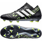 New Adidas Nemeziz Messi 17.1 FG Mens Soccer Cleats : Black / Solar Yellow