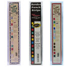 "DieCuts with a View - BORDER PUNCH STRIPS - 2"" x 12"" - Printed or Solid Colors"