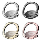 Universal 360° Finger Ring Cell Phone Holder Stand Car Magnetic Metal Plate lot