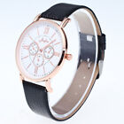 Geneva Classic Luxury Women Stainless Steel Analog Quartz Analog Wrist Watch New